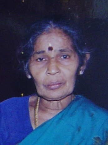 மகாலெட்சுமி சரவணமுத்து