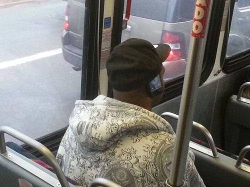 Bluetooth/Head phone வேண்டாம்!